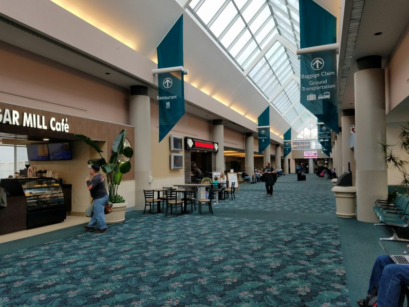 Daytona Beach (DAB) airport facilities available