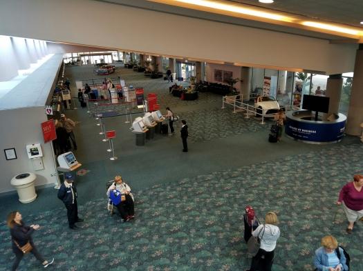 Daytona Beach airport check in counters